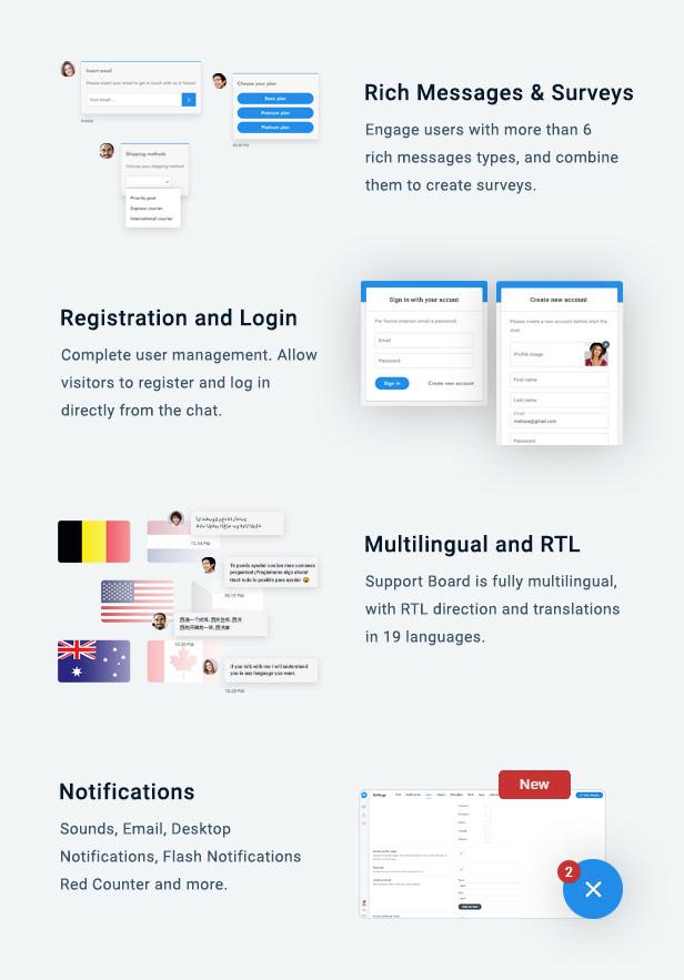 Support Board - WordPress Chat Plugin - 3
