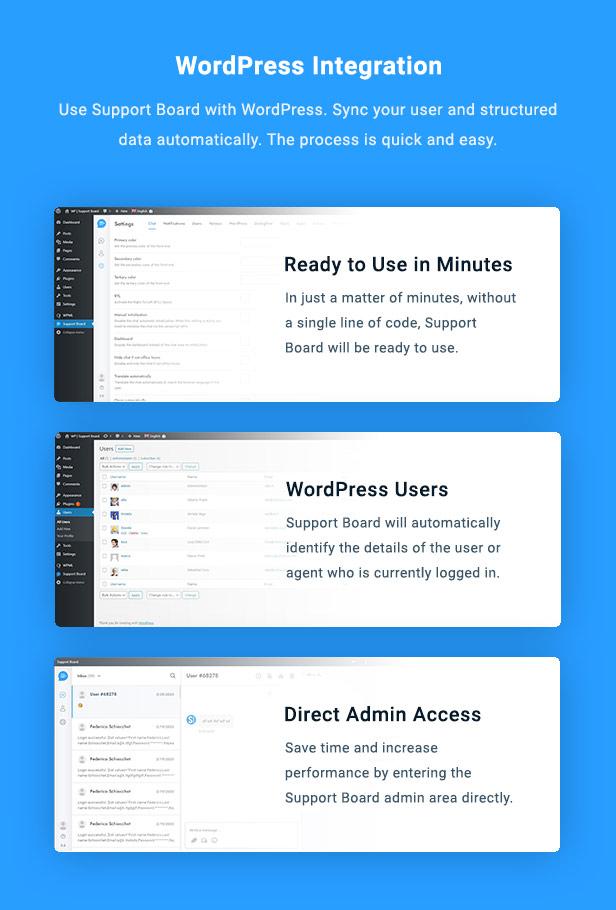 Support Board - WordPress Chat Plugin - 6