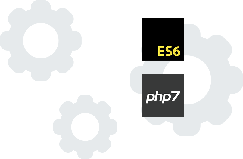 ES6 and PHP7